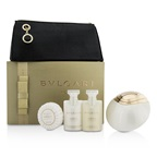 Bvlgari Aqva Divina Coffret: EDT Spray 65ml/2.2oz + Body Lotion 40ml/1.35oz + Shower Gel 40ml/1.35oz + Soap 50g/1.76oz + Pouch