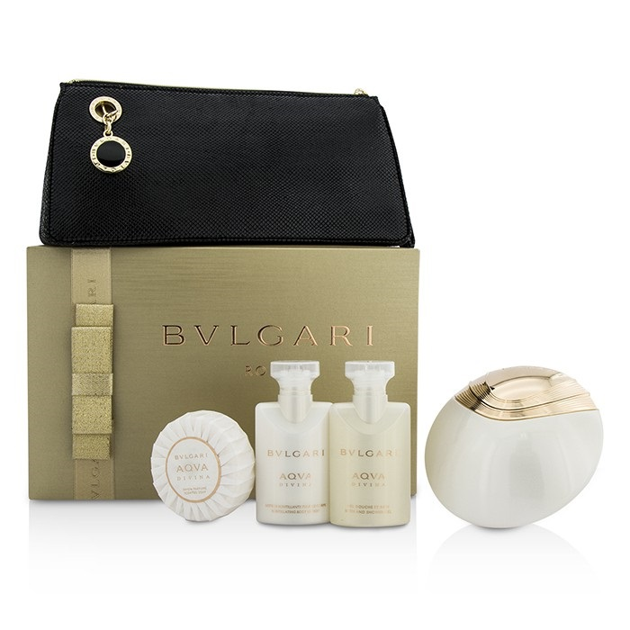 48bdebd10b2c Bvlgari Aqva Divina Coffret  EDT Spray 65ml 2.2oz + Body Lotion 40ml .  Loading zoom