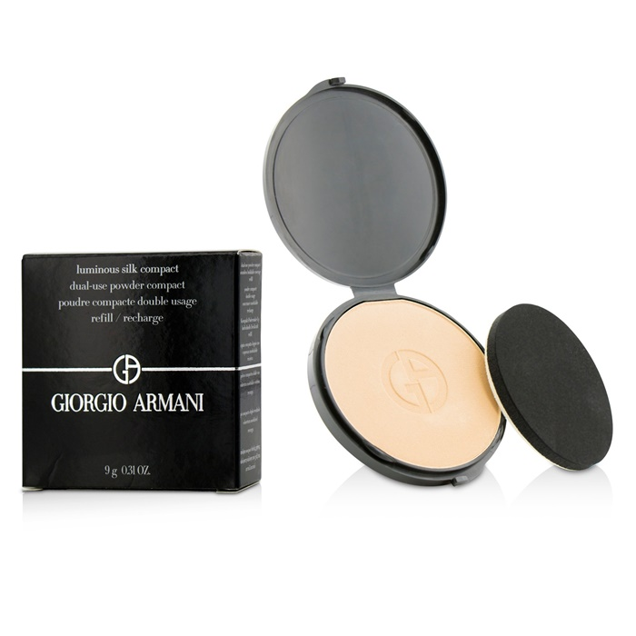 Giorgio Armani Luminous Silk Powder Compact Refill - # 5.5