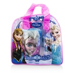 Air Val International Disney Frozen Coffret: EDT Spray 100ml/3.4oz + Plastic Cup with Straw + Bag