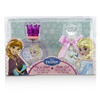 Air Val International Disney Frozen Coffret: EDT Spray 100ml/3.4oz + Bubble Bath 200ml/6.8oz