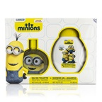 Air Val International Minions Coffret: EDT Spray 100ml/3.4oz + Shower Gel & Shampoo 300ml/10.2oz