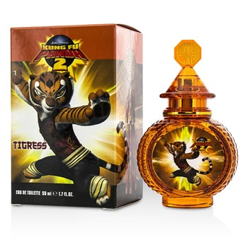Dreamworks Kung Fu Panda 2 Tigress EDT Spray