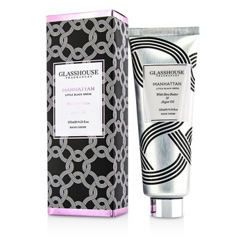 Glasshouse Hand Cream - Manhattan (Little Black Dress)
