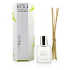 iKOU Aromacology Diffuser Reeds - Happiness (Coconut & Lime - 9 months supply)