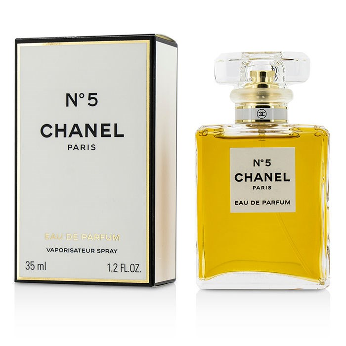 chanel no 5 edp spray new packaging the beauty club. Black Bedroom Furniture Sets. Home Design Ideas