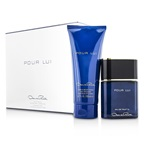 Oscar De La Renta Pour Lui Coffret: EDT Spray 90ml/3oz + Hair & Body Wash 200ml/6.7oz