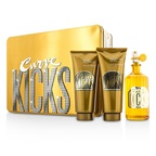 Liz Claiborne Curve Kicks Coffret: EDT Spray 100ml/3.4oz + Body Lotion 100ml/3.4oz + Shower Gel 100ml/