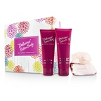 Gale Hayman Delicious Cotton Candy Coffret: EDT Spray 100ml/3.3oz + Body Lotion 100ml/3.4oz + Shower Gel 100ml/3.4oz