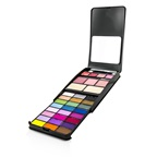 Cameleon MakeUp Kit G2210A (24x Eyeshadow, 2x Compact Powder, 3x Blusher, 4x Lipgloss)