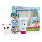 Lalaloopsy Mittens Fluff 'N' Stuff Cute Coffret: EDT Spray 100ml/3.4oz + Shower Gel 75ml/2.5oz + French Barrette