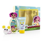 Lalaloopsy Crumbs Sugar Cookie Cute Coffret: EDT Spray 100ml/3.4oz + Shower Gel 75ml/2.5oz + French Barrette