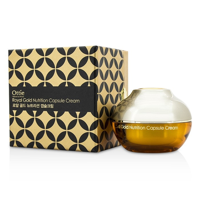 Ottie Royal Gold Nutrition Capsule Cream