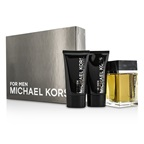 Michael Kors Michael Kors Coffret: EDT Spray 125ml/4oz + After Shave Balm 75ml/2.5oz + Body Wash 75ml/2.5oz