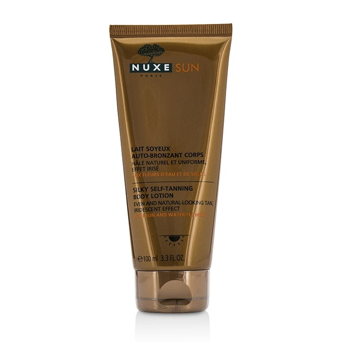 Nuxe Nuxe Sun Silky Self-Tanning Body Lotion