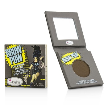 TheBalm BrowPow Eyebrow Powder - #Dark Brown