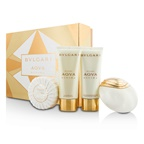 Bvlgari Aqva Divina Coffret: EDT Spray 65ml/2.2oz + Body Lotion 100ml/3.4oz + Shower Gel 100ml/3.4oz + Soap 150g/5oz