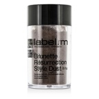 Label.M Brunette Resurrection Style Dust (Dynamic Root Lift, Texture and Volume For Brunette Hair)
