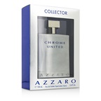 Loris Azzaro Chrome United EDT Spray (Collector Edition)