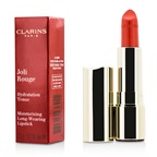 Clarins Joli Rouge (Long Wearing Moisturizing Lipstick) - # 741 Red Orange