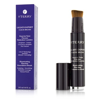 By Terry Light Expert Click Brush Foundation - # 10 Golden Sand