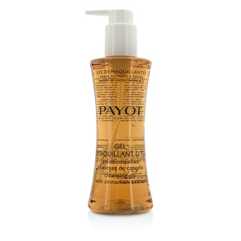 Payot Les Demaquillantes Gel Demaquillant D'Tox Cleansing Gel With Cinnamon Extract - Normal To Combination Skin