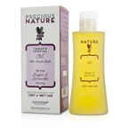 AlfaParf Precious Nature Today's Special Oil with Grape & Lavender (For Curly & Wavy Hair)