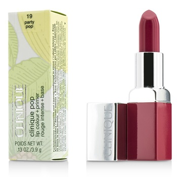 Clinique Clinique Pop Lip Colour + Primer - # 19 Party Pop