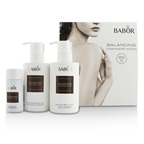 Babor SPA Balancing Cashmere Wood Coffret: Shower Milk 200ml + Body Lotion 200ml + Massage Oil 50ml