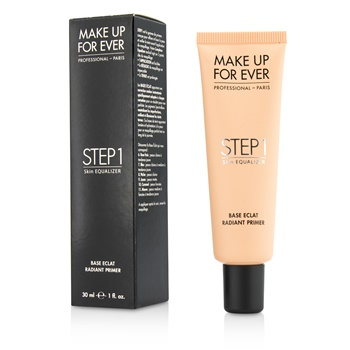 Make Up For Ever Step 1 Skin Equalizer - #8 Radiant Primer (Peach)