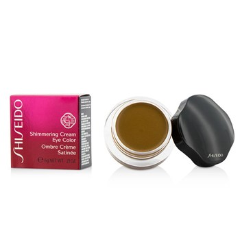 Shiseido Shimmering Cream Eye Color - # BR329 Ochre