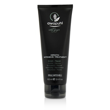 Paul Mitchell Awapuhi Wild Ginger Repair Keratin Intensive Treatment (Enrich - Repair)