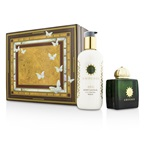 Amouage Epic Coffret: EDP Spray 100ml/3.4oz + Body Lotion 300ml/10oz