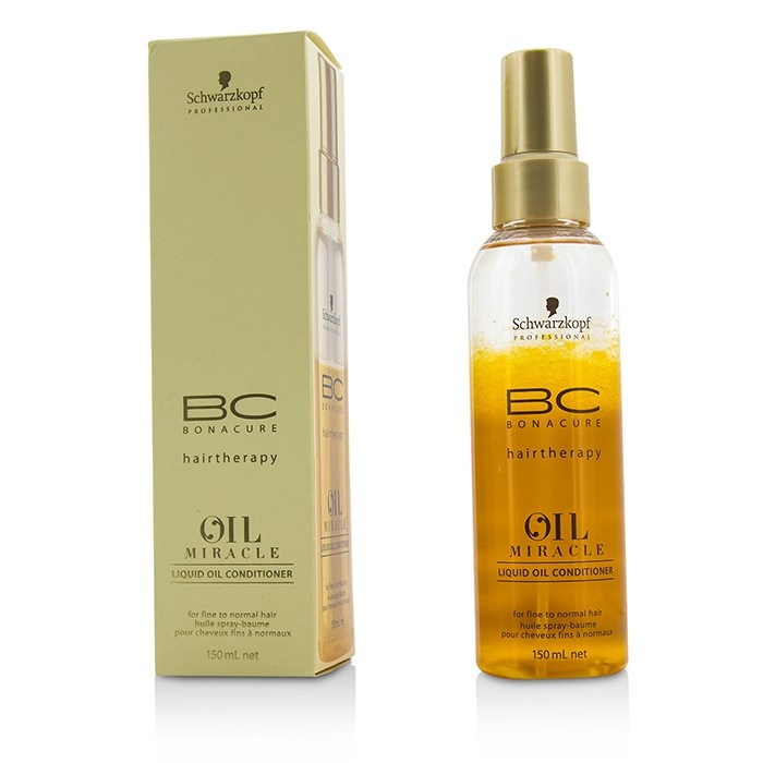 487fdc1804 Schwarzkopf BC Oil Miracle Liquid Oil Conditioner (For Fine to Normal  Hair). Loading zoom