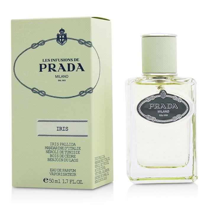 42ba32696 NEW Prada Les Infusions D'Iris EDP Spray 1.7oz Womens Women's ...