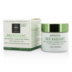 Apivita Bee Radiant Age Defense Illuminating Cream - Light Texture