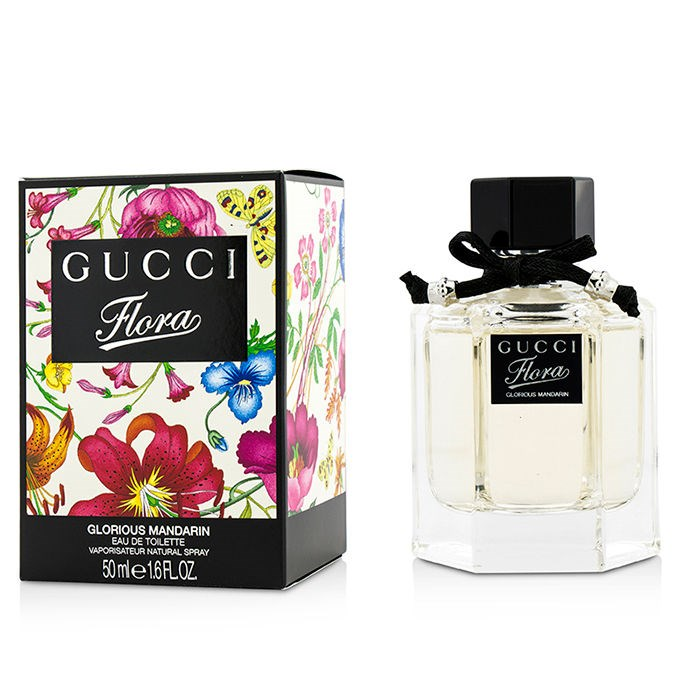 Gucci Flora By Gucci Glorious Mandarin EDT Spray (New Packaging). Loading  zoom 82540ec188cf6
