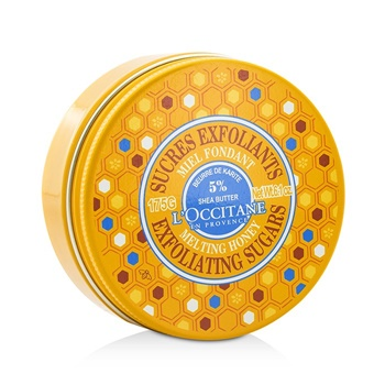 L'Occitane Shea Melting Honey Exfoliating Sugars