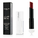 Guerlain La Petite Robe Noire Deliciously Shiny Lip Colour - #022 Red Bow Tie