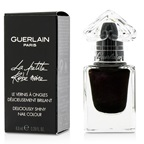 Guerlain La Petite Robe Noire Deliciously Shiny Nail Colour - #007 Black Perfecto