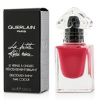 Guerlain La Petite Robe Noire Deliciously Shiny Nail Colour - #063 Pink Button