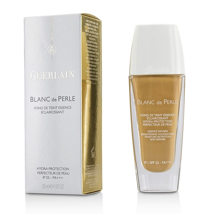 Guerlain Blanc De Perle Essence Infused Brightening Foundation SPF 25 - # 03 Beige Naturel
