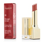 Clarins Rouge Eclat Satin Finish Age Defying Lipstick - # 26 Rose Praline