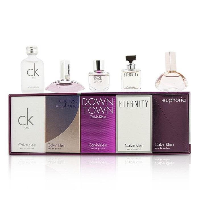 Endless Eternity CoffretCk Euphoria Ladies OneDowntown Klein Fragrance Miniature Calvin w8v0Nmn