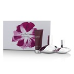 Calvin Klein Euphoria Coffret: EDP Spray 100ml/3.4oz + EDP Spray 30ml/1oz + Sensual Skin Lotion 100ml/3.4oz