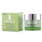 Clinique Superdefense Night Recovery Moisturizer - For Very Dry To Dry Combination