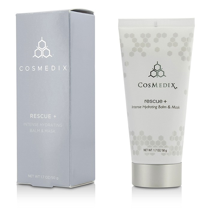 CosMedix Rescue + Intense Hydrating Balm & Mask