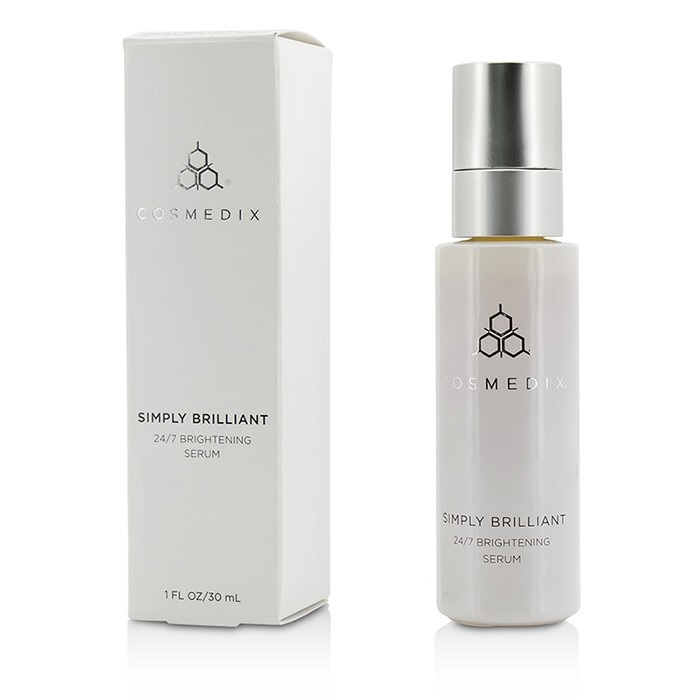 CosMedix Simply Brilliant 24/7 Brightening Serum