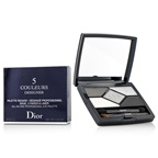 Christian Dior 5 Color Designer All In One Professional Eye Palette - No. 008 Smoky Design