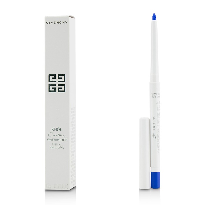 Givenchy Khol Couture Waterproof Retractable Eyeliner - # 04 Cobalt